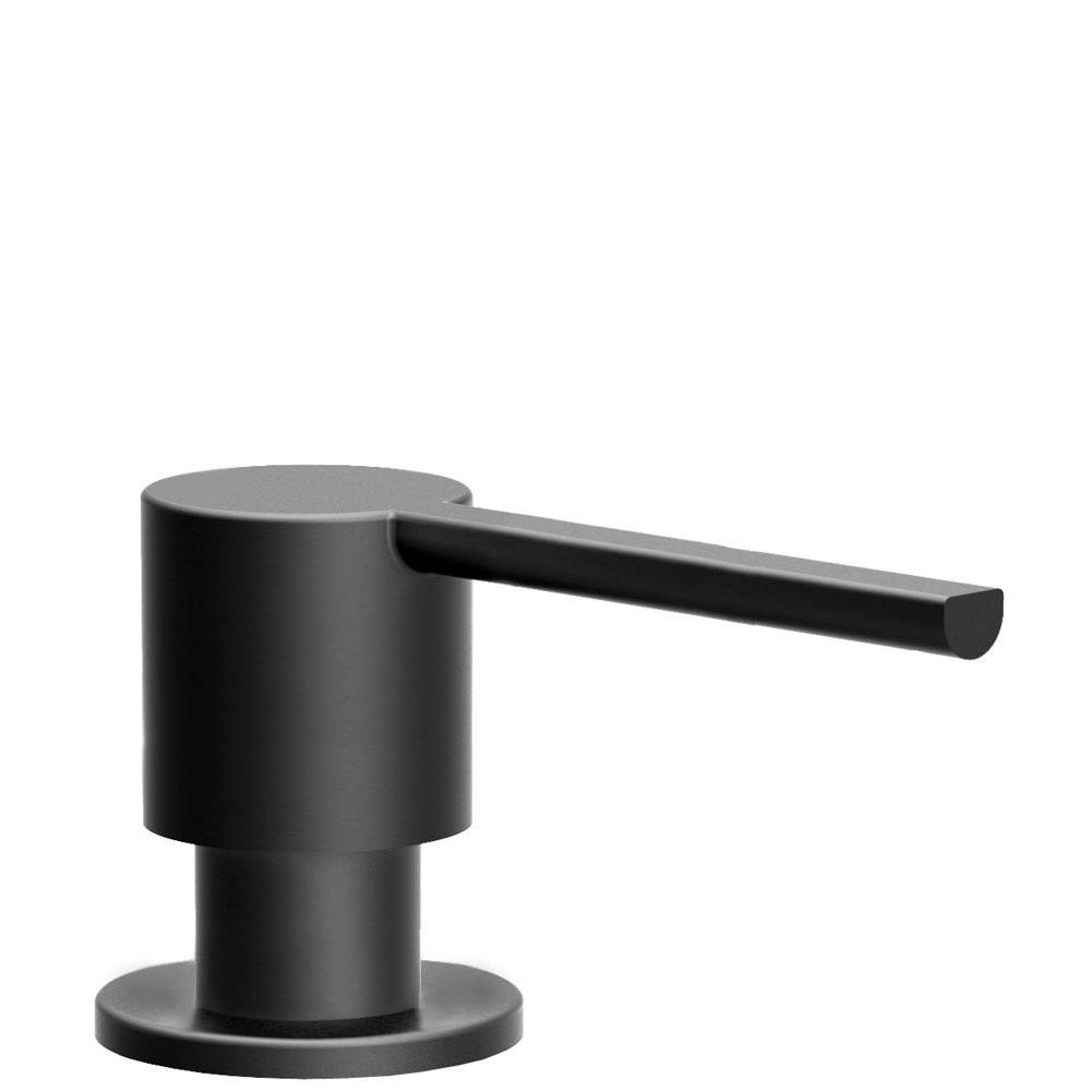 काला साबुन डिस्पेंसर - Nivito SR-BL