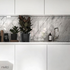 स्टेनलेस स्टील रसोई नल - Nivito 1-RH-300