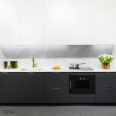 पीतल/गोल्ड रसोई नल - Nivito 7-RH-360