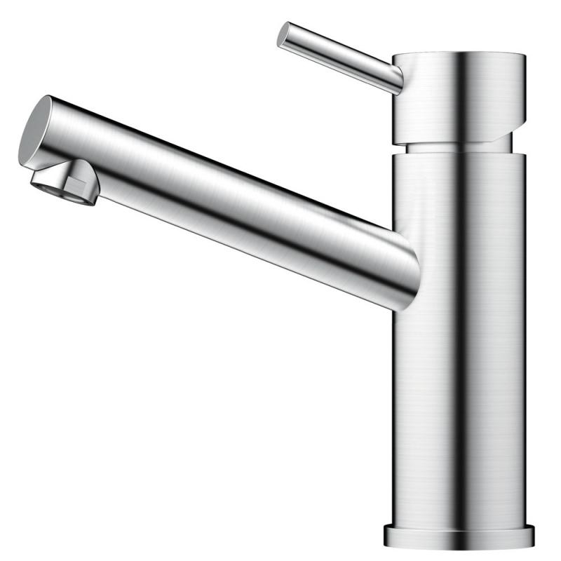 स्टेनलेस स्टील बाथरूम का नल - Nivito FL-10
