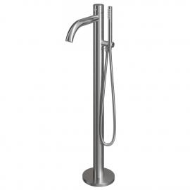 स्टेनलेस स्टील अकेले बाथटब नल खड़े हो जाओ - Nivito CR-10