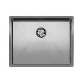 स्टेनलेस स्टील किचन बेसिन - Nivito CU-550-B