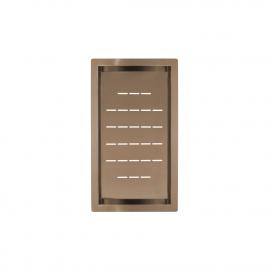 तांबा झरनी का कटोरा - Nivito CU-WB-240-BC