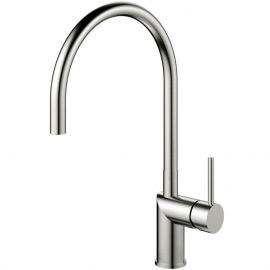 Stainless Steel Kitchen Mixer Tap - Nivito RH-100