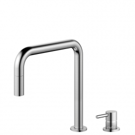Stainless Steel Kitchen Tap Pullout hose / Seperated Body/Pipe - Nivito RH-300-VI